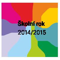 Školní rok 2014/2015