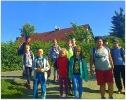 Školní výlet 4.B Mariánská hora 25.6.2015