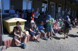 2.A a 3.B - Školní výlet - Králíky, 20.6.2016