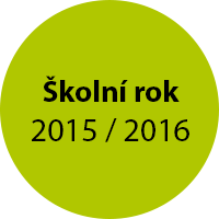 Školní rok 2015/2016