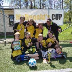 McDonald´s Cup 2017 1. - 5. třídy