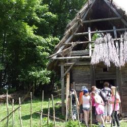 Výlet 4.A,B - Villa Nova Uhřínov 14.6.2017