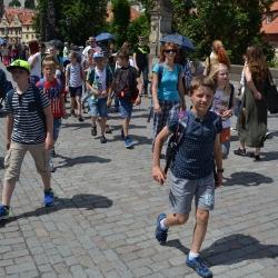 Výlet 5.A Praha 8.6.2017