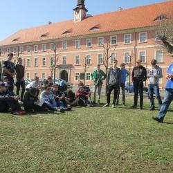 Exkurze Lidice, Terezín 10.9.2018