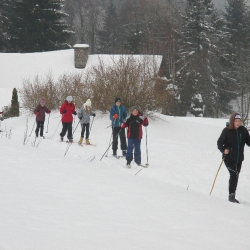 Lyžařský kurz 7.B Říčky 22. - 27.1.2018