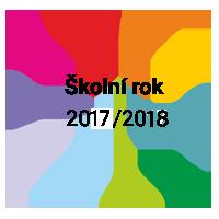 Školní rok 2017/2018